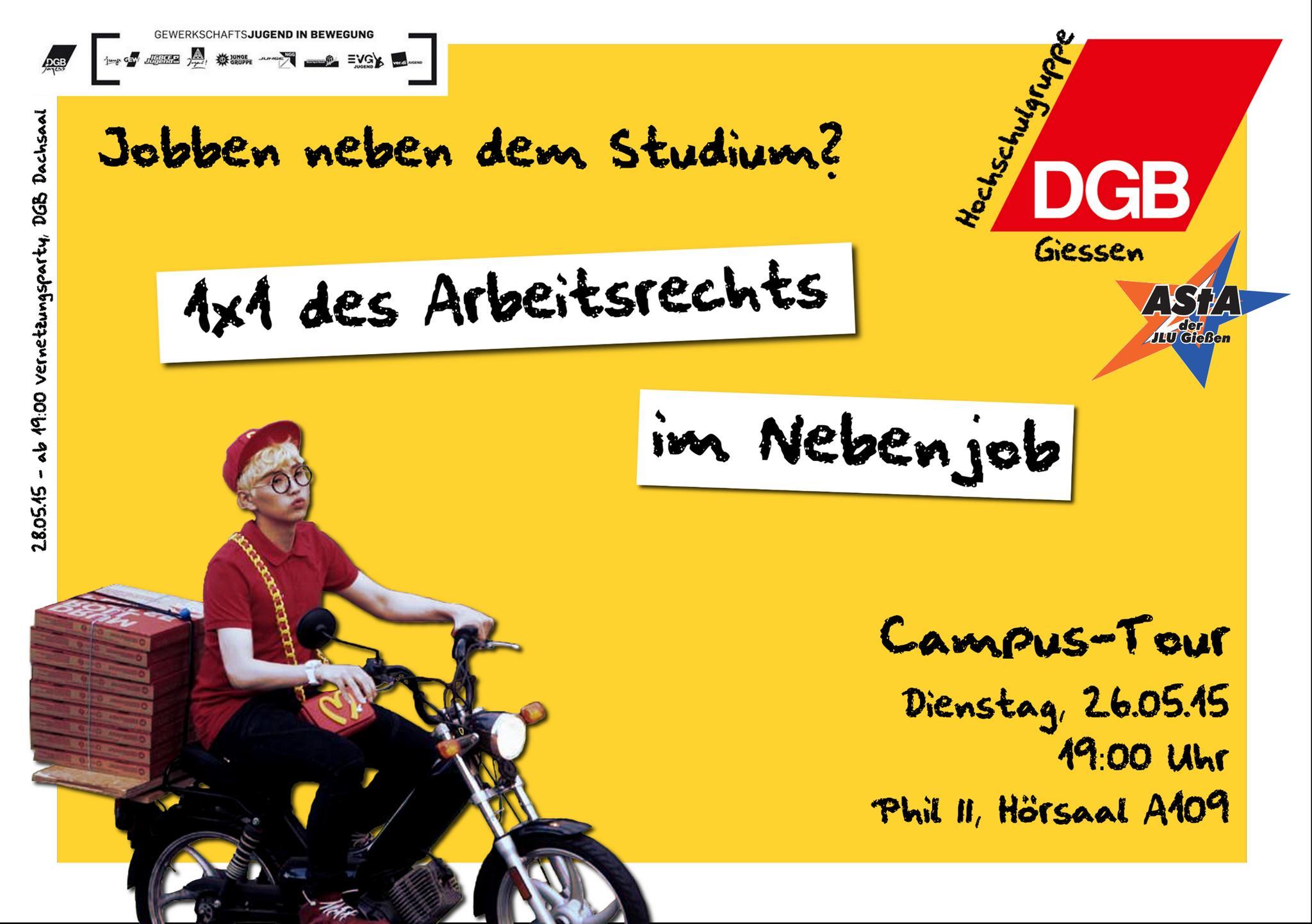 Campus Tour Flyer 2