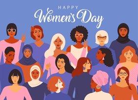 Frauentag am 8. März 2020