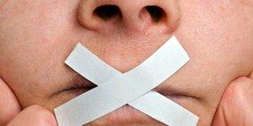 Schweigen brechen
