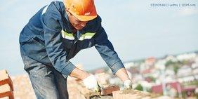 Teaser Arbeitsmarkt Bauarbeiter Sommer