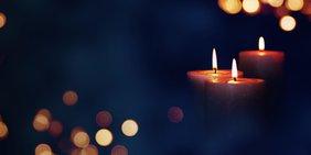 Mahnminute zum Gedenken der Opfer in Hanau