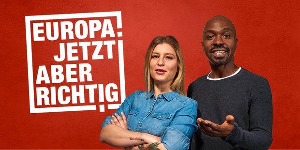 Teaser Europawahl Bildmarke 2019