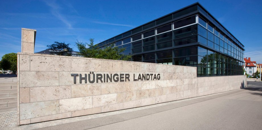 Teaser Thüringen Landtag