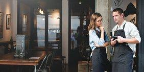 Gerade im Niedriglohnbereich können Beschäftigte in existentielle Nöte geraten