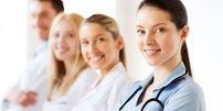 Portrait junge Krankenschwestern