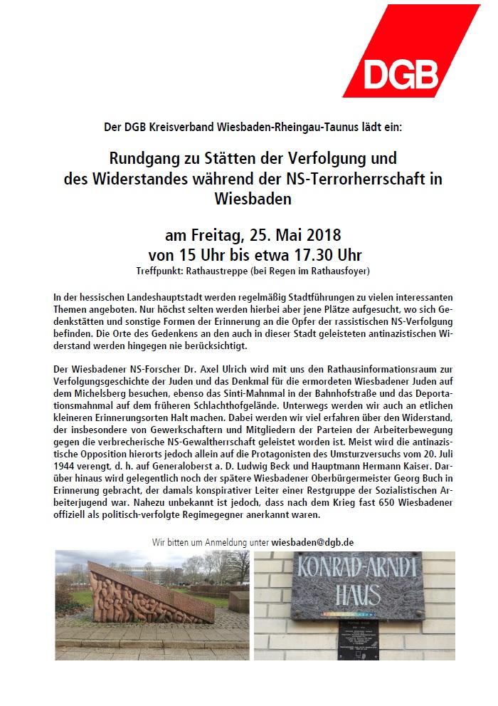 Rundgang Wiesbaden