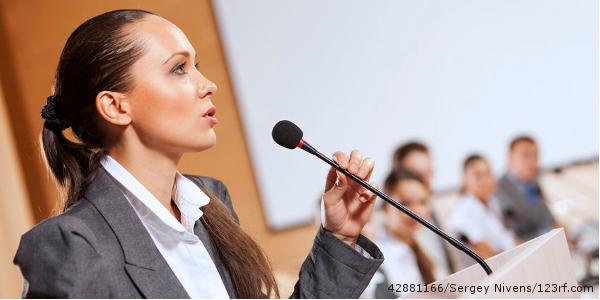 Teaser Frauen Gleichstellung Geschäftsfrau stark