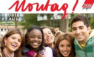 """Titelbild """"Montag!"""" Ausgabe zum Berufsstart"""