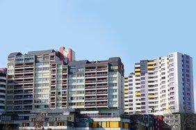 Teaser Wohnraum Wohnen Hochhaus Mehrfamilienhaus Zweckentfremdung