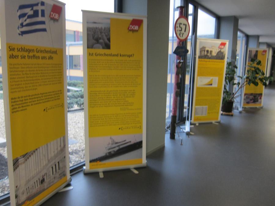 Foto der Ausstellung