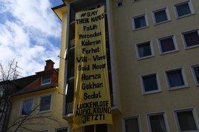 DGB gedenkt den Opfern der rassistischen Morde in Hanau