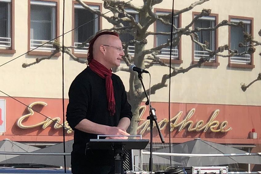 Teaser Sandro Witt 1. Mai 2019