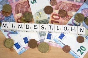 Teaser Mindestlohn Geld Finanzen