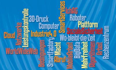 Digitaliserung der Arbeitswelt