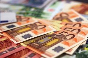 Geld Teaser Euro