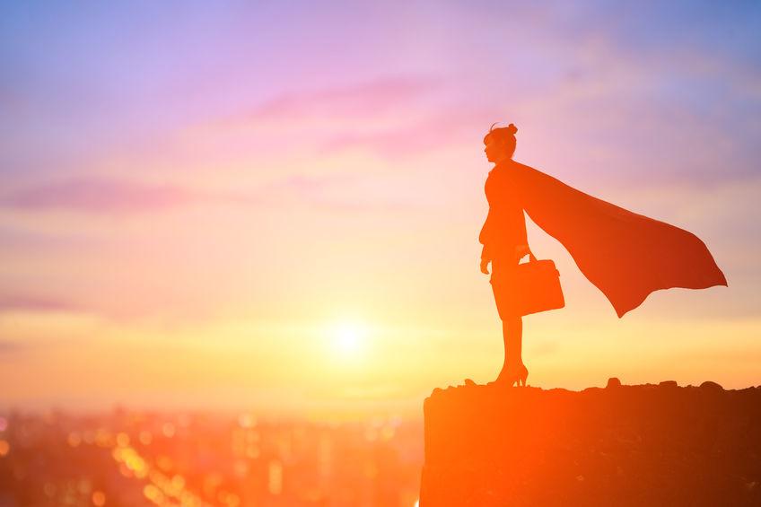 Teaser Frauen stark Kraft Frauentag Heldin