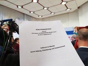 Koalitionsvertrag Hessen Teaser vertrag