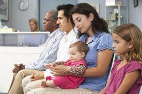 Teaser, Gesundheit, Wartebereich, Arzt, Krankenkassen