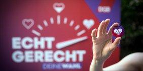 Gewerkschaftliche Kernforderungen nach der Bundestagswahl 2021