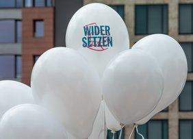 Luftballons - Mietenwahnsinn