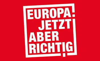 Europa jetzt aber richtig