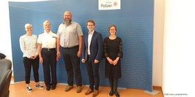 Teaser Besuch Polizeischule Meiningen