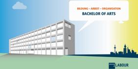 Bild University of Labour gezeichnet