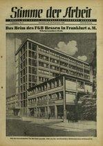 Stimme der Arbeit 1946