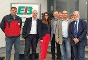 DGB-Bezirksvorsitzende zu Gast bei Erfurter Bahn