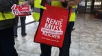 Pendleraktion Rente muß reichen! am 31.05.2017