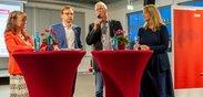 Diskussion, Moderation Heidje Beutel, Journalistin